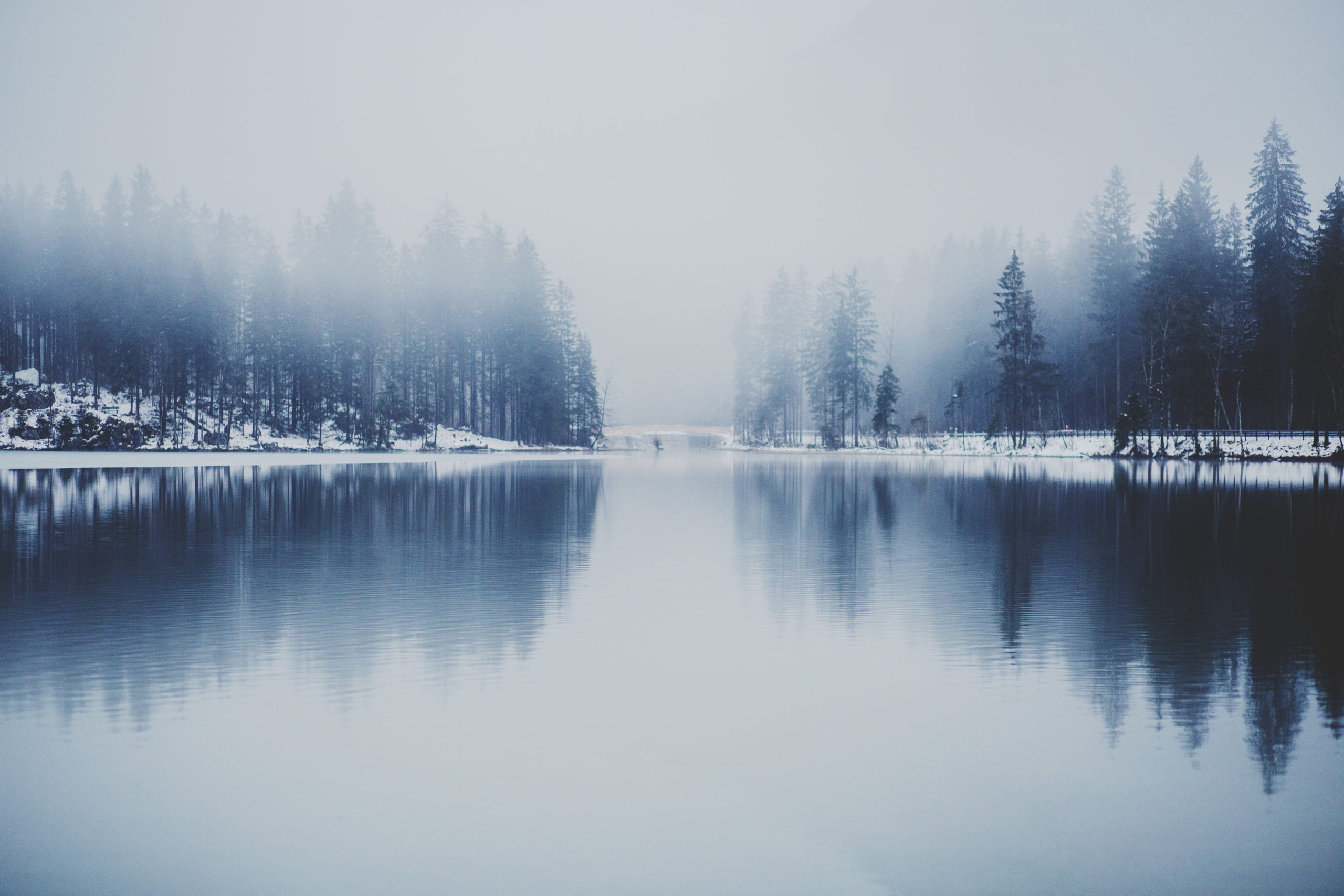 white snow river lake 20161112 1 1 scaled 另一半|LIPS 一行詩