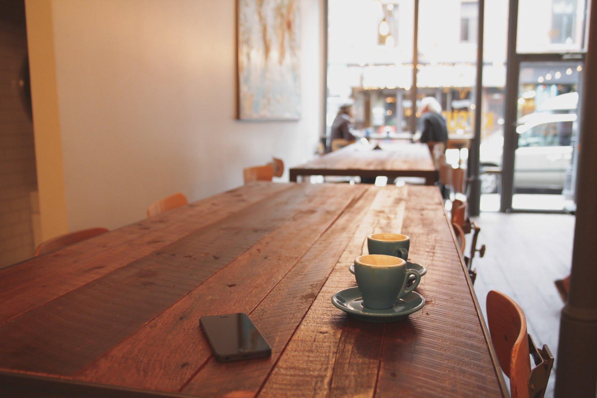 四個步驟|又見詩選 tea coffee restaurant smartphone cafe store shop 1 1