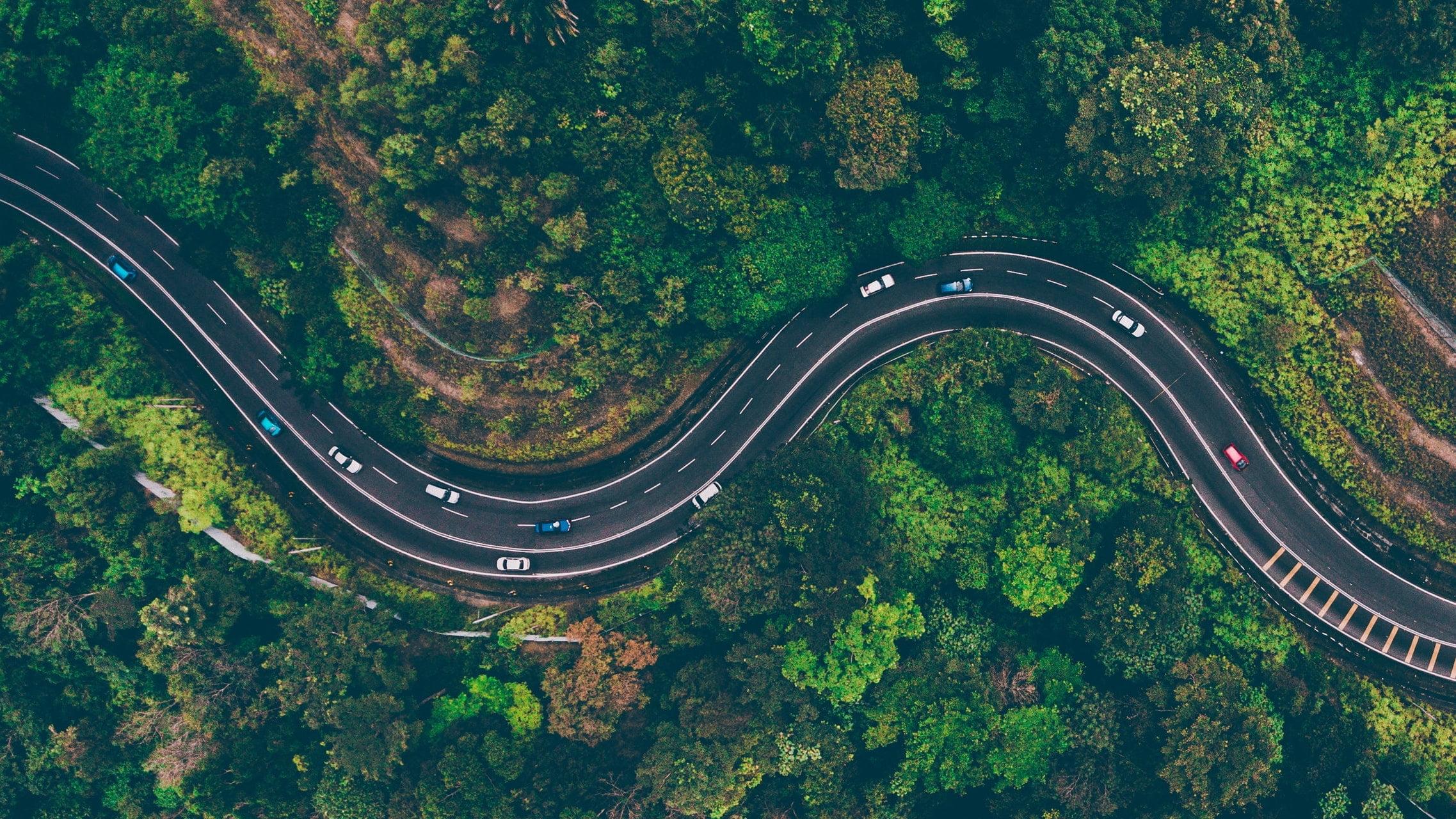 aerial aerial photography aerial shot 1173777 開往終點的路上|莫尼卡詩選